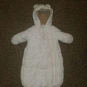 Carter 0-3 Month Snowsuit